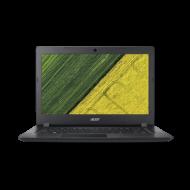 """ACER Aspire A315-51-342G 15.6"""" HD LED, Intel Core i3-6006U, 4GB, 128GB SSD, No ODD, Intel HD520, Elinux, fekete"""