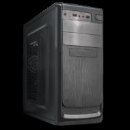 CHS PC Barracuda, Core i5-7400 3.0GHz, 8GB, 1TB HDD, DVD-RW, Egér+Bill