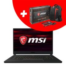 "MSI GS65 Stealth 8SE, 15,6"" FHD, Intel Core i7-8750H, 16GB, 512GB SSD, RTX 2060-6, Win10, Black, USA KB"