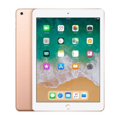 APPLE 9.7-inch, iPad 6, Wi-Fi, 128GB - Gold (2018)