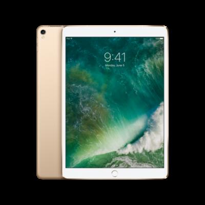 APPLE Apple 10.5-inch iPad Pro Cellular 256GB - Gold (2017)