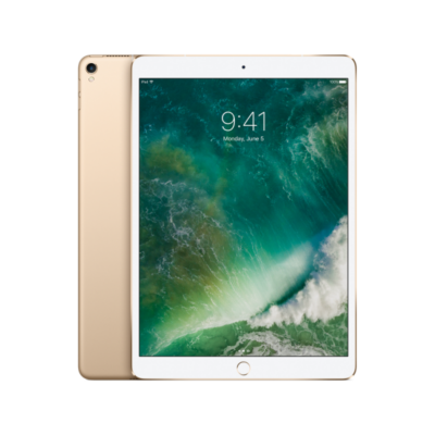 APPLE Apple 10.5-inch iPad Pro Wi-Fi 256GB - Gold (2017)