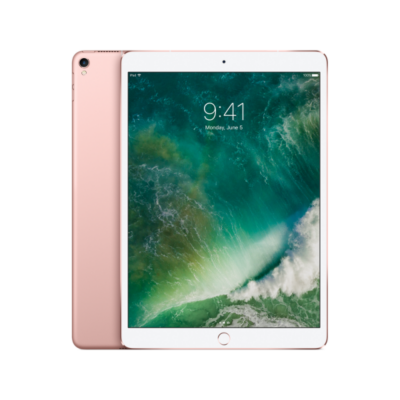 APPLE Apple 10.5-inch iPad Pro Wi-Fi 64GB - Rose Gold (2017)