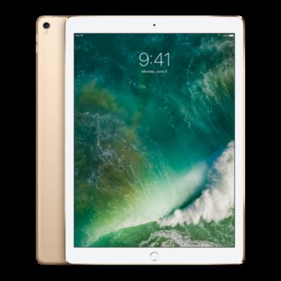 APPLE Apple 12.9-inch iPad Pro Cellular 512GB - Gold (2017)