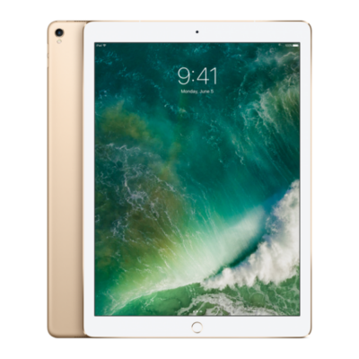 APPLE Apple 12.9-inch iPad Pro Wi-Fi 64GB - Gold (2017)