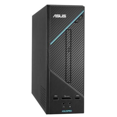 ASUS PC D320SF-I57400030D, Intel Core i5-7400 (3,5GHz), 4GB, 500GB HDD, DVD-RW, Intel HD Graphics, Endless, Fekete