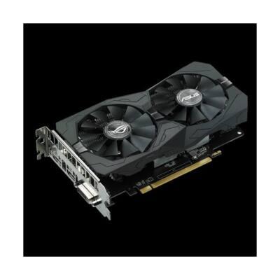 ASUS Videokártya PCI-Ex16x AMD RX 560 4GB DDR5 OC