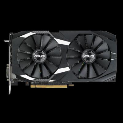 ASUS Videokártya PCI-Ex16x AMD RX 580 4GB DDR5 Samsung memória Bulk