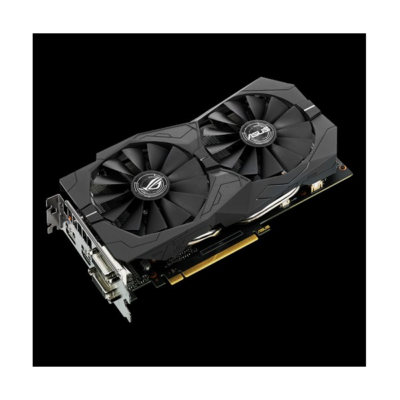 ASUS Videokártya PCI-Ex16x nVIDIA GTX 1050 Ti 4GB DDR5