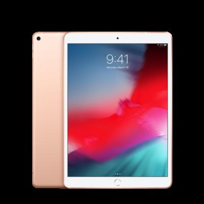 Apple 10.5-inch iPadAir 3 Wi-Fi 256GB - Gold (2019)