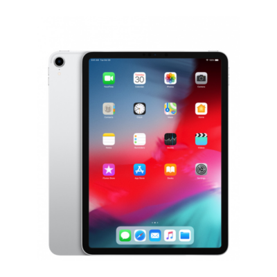 Apple 11-inch iPad Pro Cellular 1TB - Silver (2018)