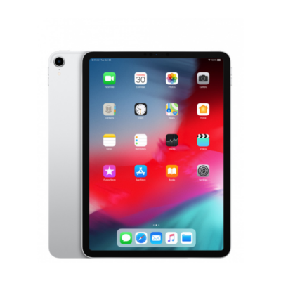 Apple 11-inch iPad Pro Cellular 512GB - Silver (2018)