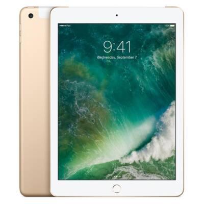 "Apple 9.7"" iPad Cellular 128GB - Gold (2017)"