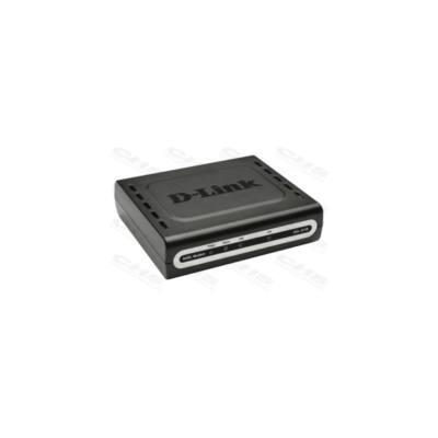 D-Link Modem DSL-321B ADSL2 10/100Mbps 100BaseTX