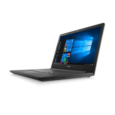 "Dell Inspiron 3567 15.6"" FHD, Intel Core i3-7020U (2.3 GHz), 4GB, 1TB, Linux"