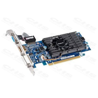 GIGABYTE Videokártya PCI-Ex16x nVIDIA 210 1GB DDR3