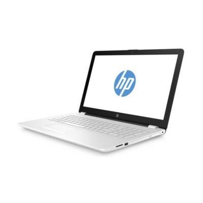 """HP 15-BW010NH, 15.6"""" FHD AG AMD A12 9720P, 8GB, 256GB SSD, Radeon 530 4GB, Fehér, DOS, 3 év gar."""