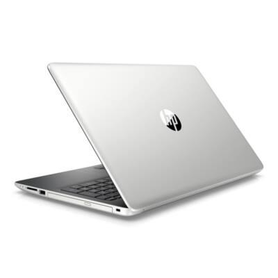 "HP 15-DA0037NH 15,6"" FHD AG  Core i3-7020U,8GB,256GB SSD,Nvidia GeForce MX110 2GB,DVD-RW,DOS,Természetes ezüst, 3 év"