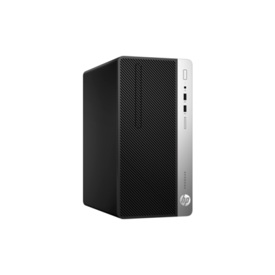 HP ProDesk 400 G5 MT Core i3-8100 3.6GHz, 4GB, 500GB, Win 10 Prof.