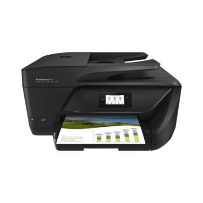 HP Tintasugaras MFP NY/M/S/F Officejet 6950 e-AiO, USB/WLAN A4 16lap/perc FF(ISO), 600x1200 dpi, Síkágyas, ADF