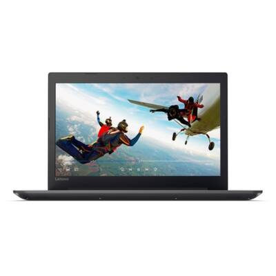 "LENOVO IdeaPad 320-15ISK,15.6"" HD, Intel Core i3-6006U, 4GB,1TB HDD, Intel HD Graphics, DVD-RW, Win10,  Black"