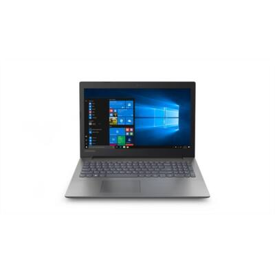 "LENOVO IdeaPad 330-15IKB, 15.6"" HD, Intel Core i3-60060U, 4GB,500GB HDD, Intel HD Graphics, NO ODD, DOS, Black"