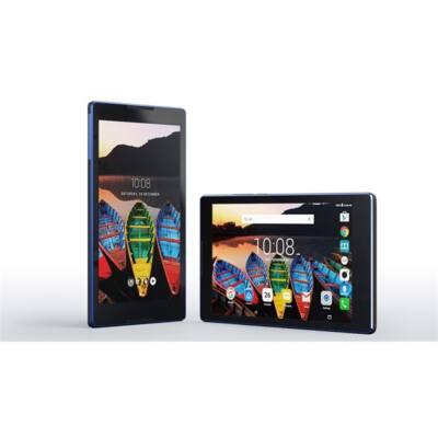 "LENOVO Tab3 8 (TB3-850M), 8""  HD IPS, MediaTek MTK8161p Quad-Core, 2GB, 16GB EMMC, 4G LTE, Android 6.0, Fekete"