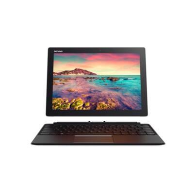 """LENOVO MIIX 720-12IKB, 12,2"""" QHD IPS Touch, Intel Core i7-7500U, 16GB, 512GB SSD, Win10 Pro, Black"""