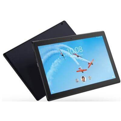 "LENOVO Tab4 10 (TB-X304L-32), 10.1"" HD IPS, Qualcomm MSM8917 Quad-Core, 2GB, 32GB EMMC, 4G LTE, Android 7.1, Fekete"