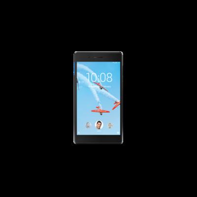 "LENOVO Tab 7 Essential (TB-7304F), 7,0"" WSVGA IPS, MediaTek MT8167D  Quad-Core, 1GB, 8GB EMMC, Android 7, Fekete"