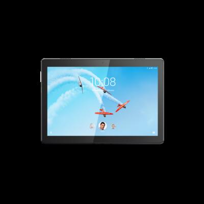 """LENOVO Tab M10 (TB4-X605F), 10.1"""" FHD, Qualcomm  Snapdragon 450 Octa-Core, 3GB, 32GB EMMC,  Android 8.0,  Fekete"""