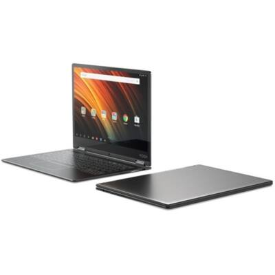 "LENOVO Yoga Book (YB-Q501F), 12.2"" HD IPS, Intel Atom  Z8550 QuadCore, 2GB, 32GB eMMC, Android 6.0, Szürke"