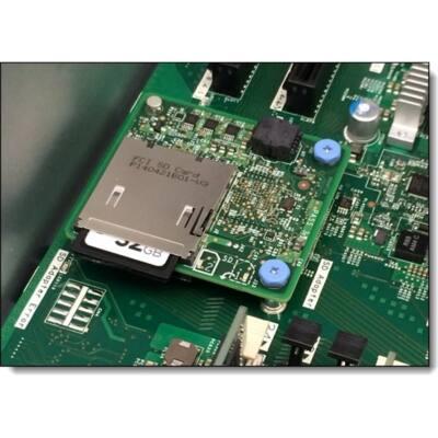 LENOVO szerver ACC - SD Media Adapter with 2 Blank SD Media (x3500 M5, x35/3650 M5, x240 M5)