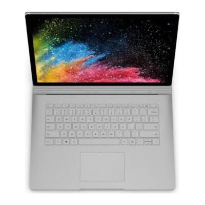 """Microsoft Surface Book 2 - 15"""" - Core i7-8650U (8th Gen, GF GTX 1060 GPU w/6GB GDDR5) - 16 GB 1 TB Windows 10 Pro"""