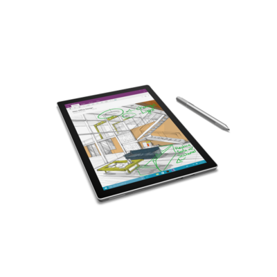 "Microsoft Surface Pro 4 - 12.3"" (2736 x 1824) - Core M (HD 515 Graphics) - 4 GB RAM - 128 GB SSD Windows 10 Pro Eng"