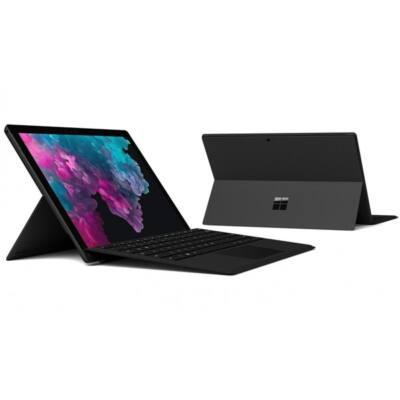 "Microsoft Surface Pro 6 - 12.3"" (2736 x 1824) - Core i5 (8250U, HD 620) - 8GB RAM - 256GB SSD - Windows 10 Pro Eng, Blck"