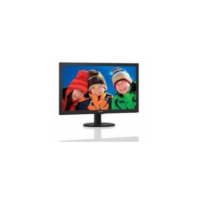 "Philips monitor 21.5"" - 223V5LHSB/00 1920x1080, 16:9, 250 cd/m2, 5ms, VGA, HDMI"