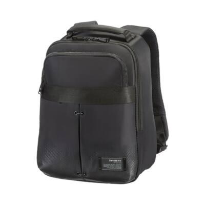 "SAMSONITE Tablet hátizsák 59563-1465, SMALL CITY BACKPACK 10,1"" (JET BLACK) -CITYVIBE"