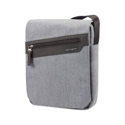 """SAMSONITE Tablet táska 68484-1508, TABL.CROSSOVER 9.7""""+FLAP (LIGHT GREY) -HIP-STYLE #2"""