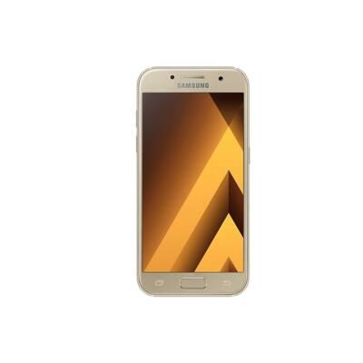 SAMSUNG Galaxy A3  (2017) okostelefon 16 GB, Arany