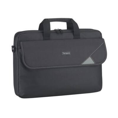 """TARGUS Notebook táska TBT239EU, Intellect 15.6"""" Topload Laptop Case - Black/Grey"""