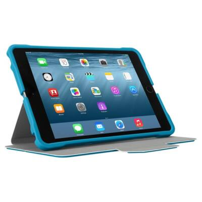 TARGUS Tablet tok, 3D Protection iPad mini 4,3,2 &1 Tablet Case - BLUE